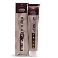 Краска для волос Colorianne Prestige Brelil 4.77 Каштановый интенсивно-фиолетовый, 100 мл