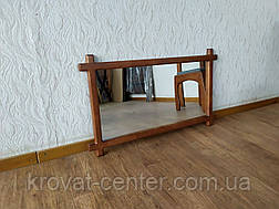 """Настенное зеркало в деревянной раме """"Жаклин"""" от производителя, фото 2"""