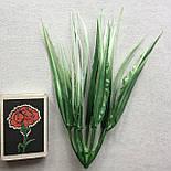Трава осока пучок добавка 14 см (50шт в уп), фото 2