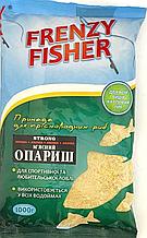 Прикормка Frenzy Fisher Strong мясной опарыш 1кг