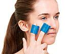 Аппликатор Ляпко Краплинка 3,5 Ag Размер 33х33 мм, 2 шт - игольчатый, акупунктурный массажер для лица и тела, фото 6