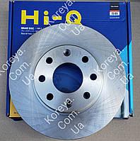 """Диск тормозной передний  (2 шт) Ланос Авео """"13 """" Hi-Q Корея SD3001"""