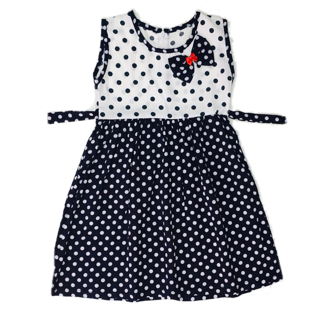 Ошатне літнє плаття для дівчинки, 116см