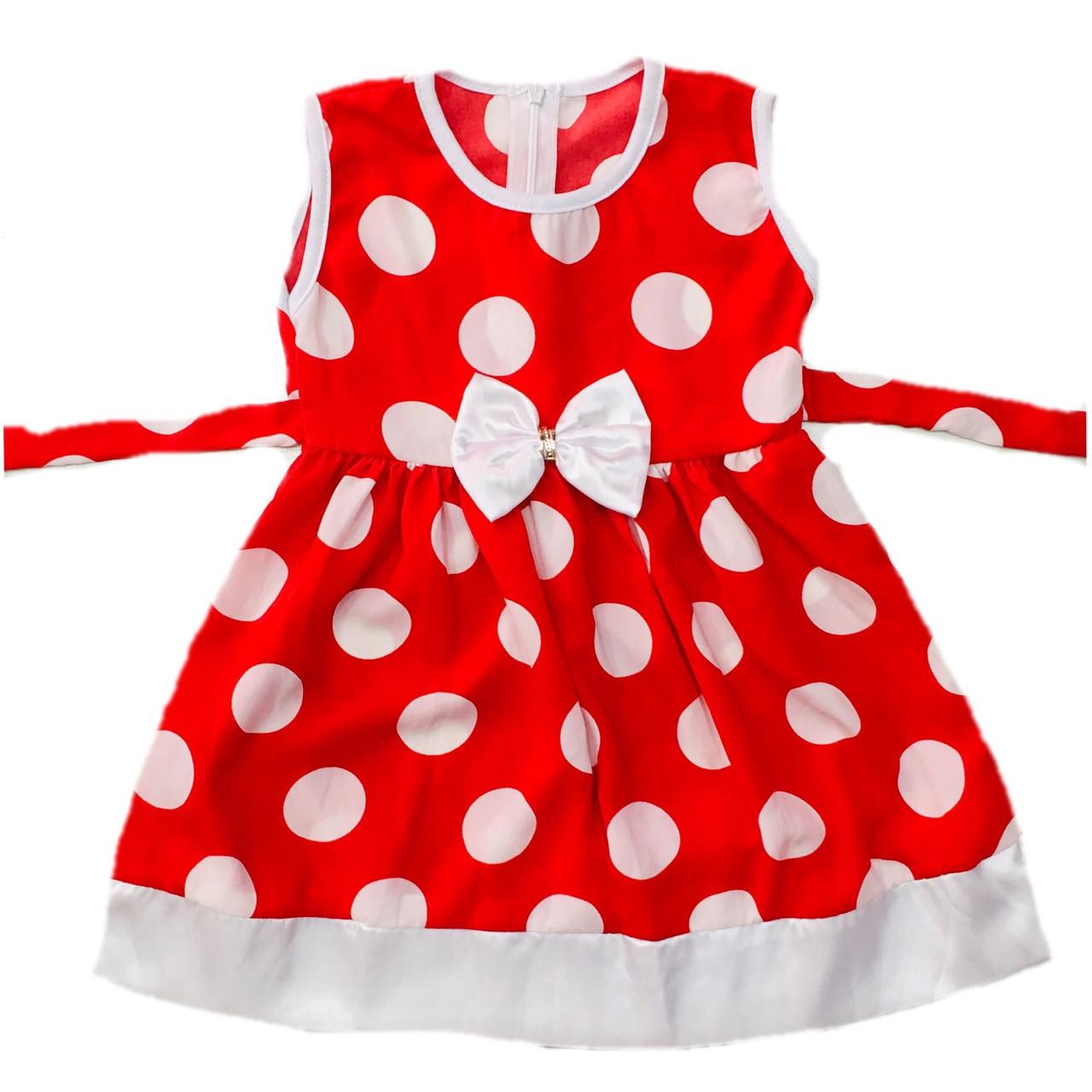 Нарядное летнее платье для девочки, 110см