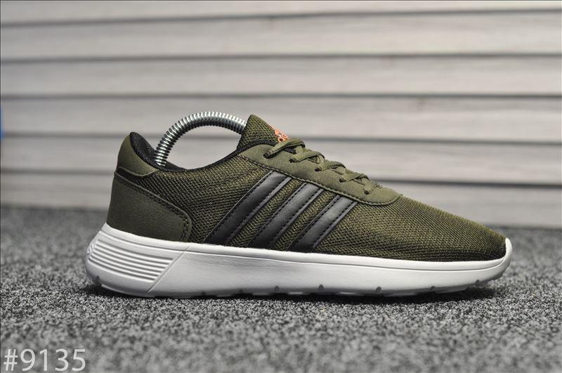 Мужские кроссовки Adidas Neo Lite Racer Hacky. [Размеры в наличии: 41,42]