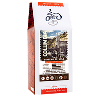 Кофе в зернах КОЛУМБИЯ СУПРЕМО COLOMBIA SUPREMO