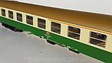Sachsenmodelle 14410 Вагон пасажирський 1-2 класу,типу UIC-Y ,масштабу 1:87, фото 2