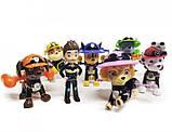 Набір Фігурок CH Toys Щенячий Пожежно Рятувальний Загін CH-516T, фото 2