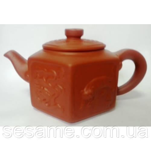 Чайник глина 200-300мл