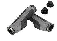Грипсы TUOTO BT-015 анатомические, Lock, 130 мм.