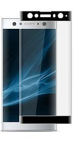 Защитное цветное 3D стекло Mocolo для Sony Xperia XA2 Ultra
