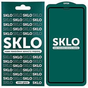 "Захисне скло SKLO 5D (full glue) для Apple iPhone 11 Pro (5.8"") / X / XS"