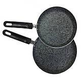 Сковорода блинная Granit 20см, фото 3