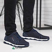Чоловічі кросівки сині, фото 2