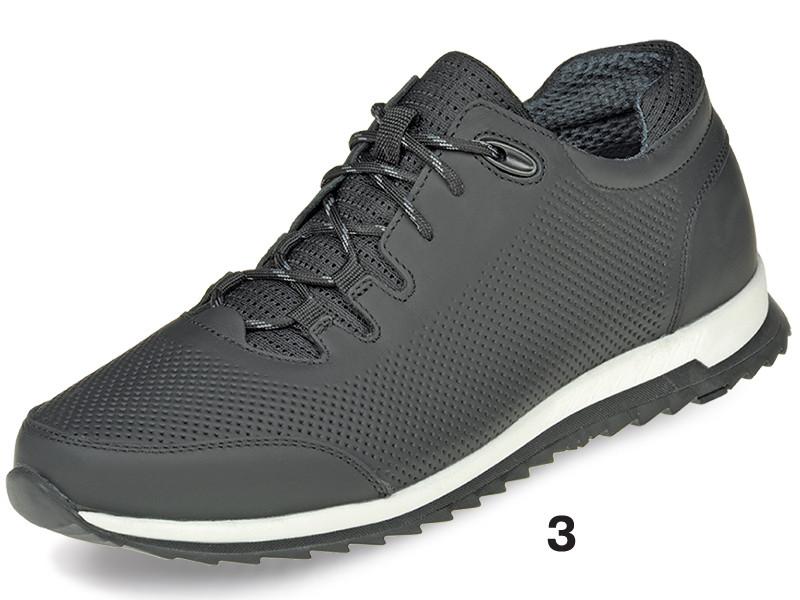 Мужские кроссовки Mida 42 Серые (111433/3 42)