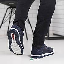 Мужские кроссовки синие, фото 3