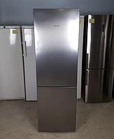 Холодильник Siemens нержавейка из Германии! А ++ Сток