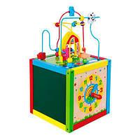 """Игрушка Viga Toys """"Занимательный кубик"""" (58506)"""