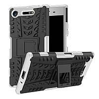 Чехол Armor Case для Sony Xperia XZ1 White