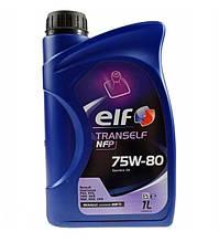 Трансмиссионное масло ELF Tranself NFP 75W80 (1 Liter), 158485