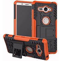 Чехол Armor Case для Sony Xperia XZ2 Compact Orange