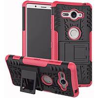 Чехол Armor Case для Sony Xperia XZ2 Compact Rose