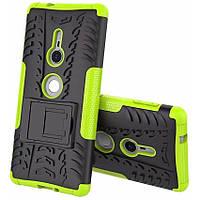 Чехол Armor Case для Sony Xperia XZ2 Lime