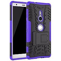 Чехол Armor Case для Sony Xperia XZ2 Violet