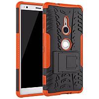Чехол Armor Case для Sony Xperia XZ2 Orange