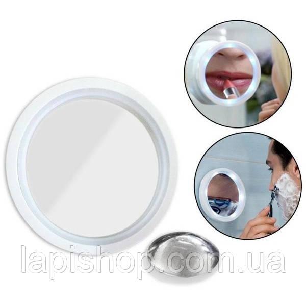 Зеркало с подсветкой Swivel Brite для макияжа