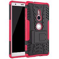 Чехол Armor Case для Sony Xperia XZ2 Rose