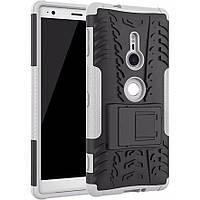 Чехол Armor Case для Sony Xperia XZ2 White