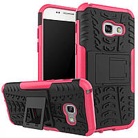 Чехол Armor Case для Samsung A520 Galaxy A5 2017 Rose