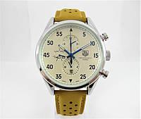 Часы Tag Heuer Space X 45mm Silver/White/Blue (Механика). Реплика Premium качества (AAA).