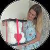 Мишка из роз 40 см в подарочной коробке / Мишка из цветов / Оригинальный подарок девушке, фото 8