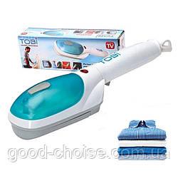 Ручной отпариватель щетка для одежды Tobi (Тоби) Steam Brush / Паровой утюг / Паровая щетка/ Пароочиститель