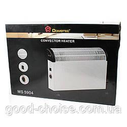 Конвектор обогреватель Domotec MS-5904 2000W