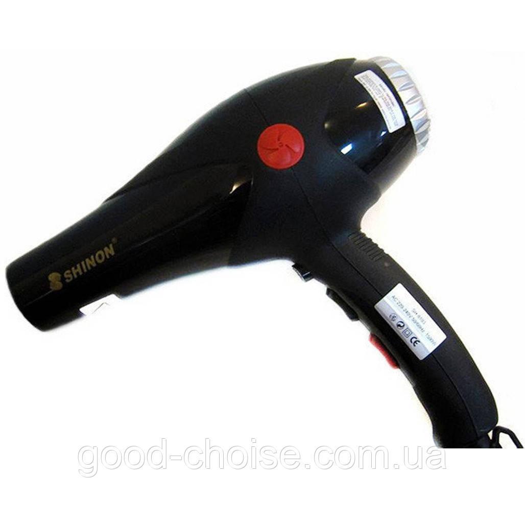 Профессиональный фен для Волос Shinon SH 8103. Сушка-укладка волос.