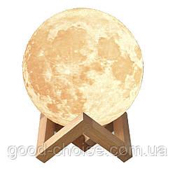 Настольная лампа светильник Луна - Magic 3D Moon Light