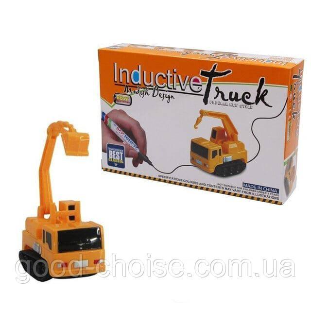 Индукционная машинка Inductive Truck