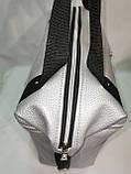 Женские сумка SJ-Ferrari искусств кожа спортивная стильная только оптом, фото 4