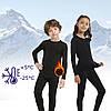 Норвежское термобелье из вискозы для девочки, фото 2