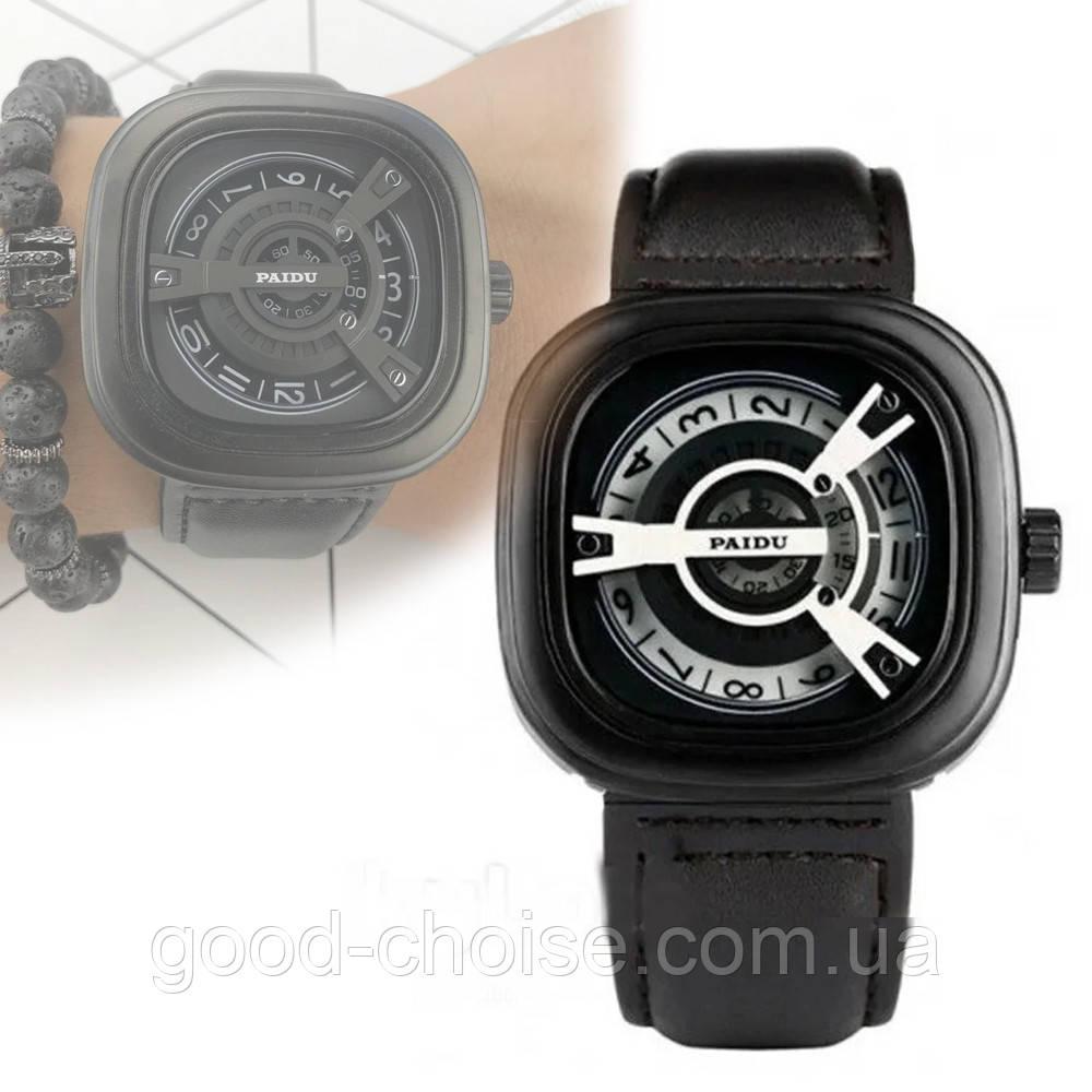 Мужские наручные часы Paidu / Стильные мужские часы