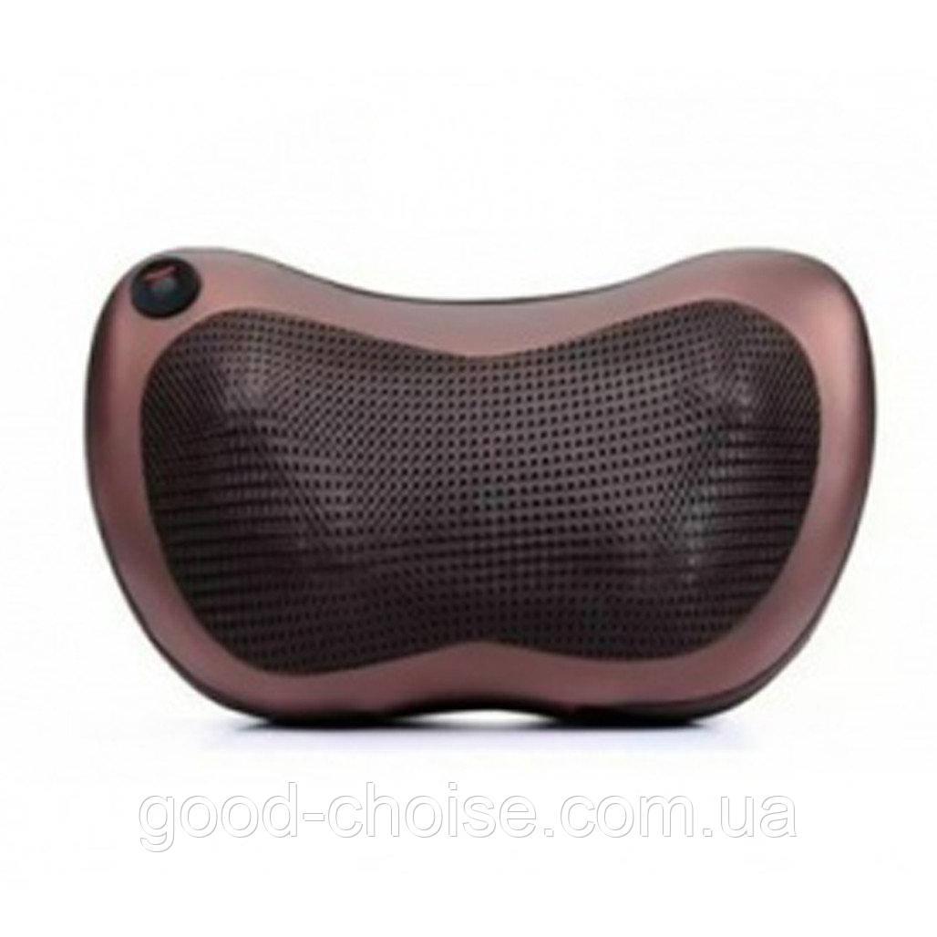 Массажер роликовый Massage pillow GHM 8028 / Массажная подушка
