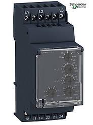 Многофункциональное реле контроля фаз Schneider electric RM35TF30