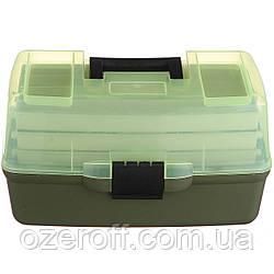 Ящик рыболовный STENSON 36 х 21.5 х 19.5 см (AQT-1703T)