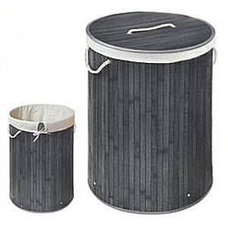 Корзина для белья складная STENSON 35 х 60 см (R29380)