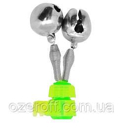 Колокольчик на 2 бубенчика STENSON (SF23985)