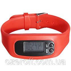Спортивные часы SPORT+ Пульс Красные