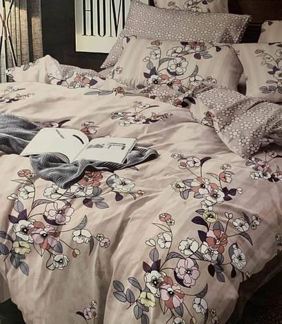Комплект постельного белья Koloco Bayun Евро бязь 719 арт.ts-01660, фото 2